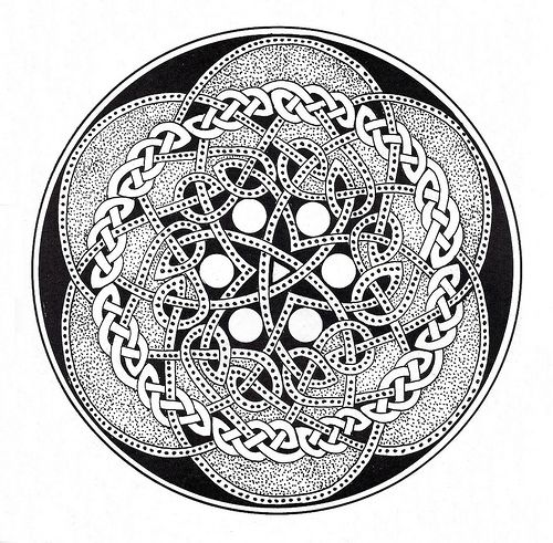 Celtic Design 025