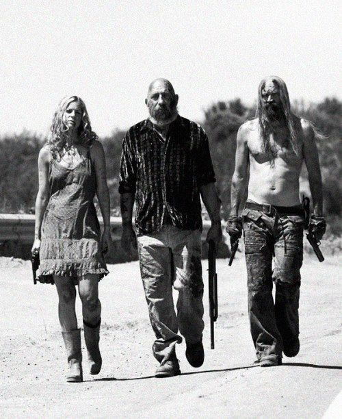 The Devil's Rejects. This rounds out my  top 5 for sure..Rob Zombie created a masterpiece..the end scene, with freebird was the perfect ending