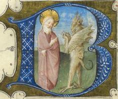 God en de duivel, Ms. 87 fol. 32v