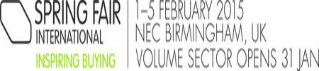 Spring Fair at NEC Birmingham, Pendigo Way, Marston Green, Birmingham, B40 1NT, United Kingdom on Sunday February 01, 2015 at 9:00 am (ends Thursday February 05, 2015 at 5:00 pm). Spring Fair: The UK's definitive gift and home trade event. Spring Fair is the ultimate destination for home and gift buyers. Home to Europe's biggest range of new, innovative and exciting gift products, Spring Fair is seamlessly edited to ensure the best buying experience. Category: Exhibitions, Price: Free…