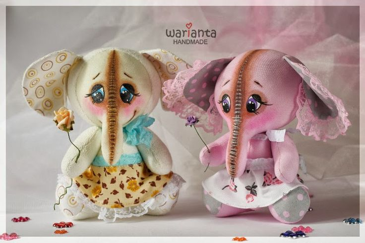 warianta. кукольная территория: приятные мелочи