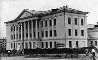 "Третий ""дом"" библиотеки. Арзамас, ул.Калинина, д.29."