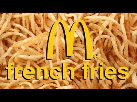 McDonald's French Fries at Home! - Inspired Home+Life