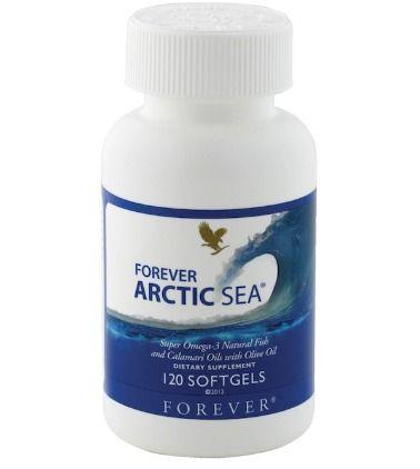 Forever Arctic Sea – Olio di Calamaro, Olio di Pesce e Olio Di Oliva, Omega 3 e Omega 9