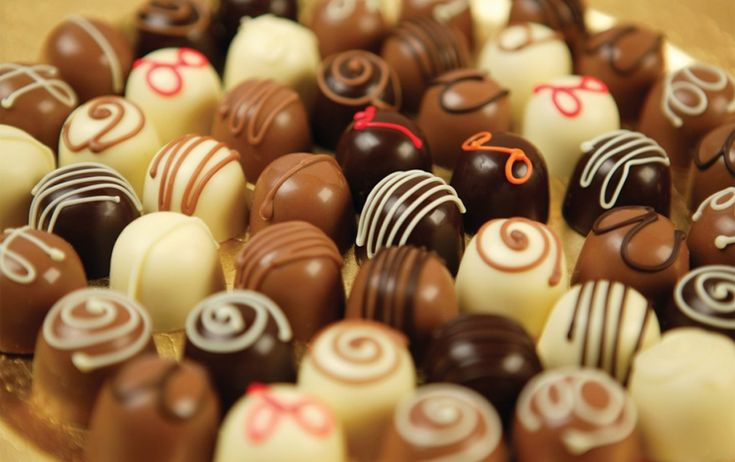 Cape Town Chocolate and Truffles | Chocolates by Tomes