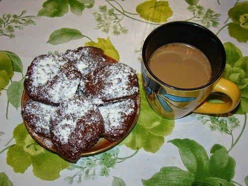 Cristina's world: Fursecuri cu cacao - dukan style