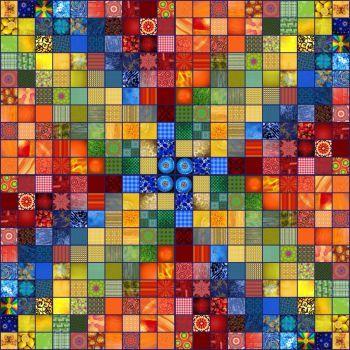400 pieces. 20 x 20 (400 pieces)