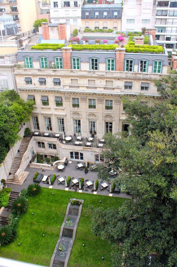 Palacio Duhau, Buenos Aires has a great Vinoteca (Recoleta neighborhood)