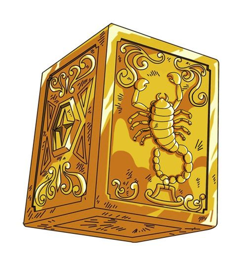 Gold Pandora Boxes | Pandora Boxes | Fanarts by The Sanctuary's designer & Antares | Pharaon Website