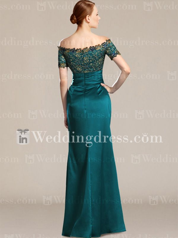 Mother Of The Bride Dresses Teal 102