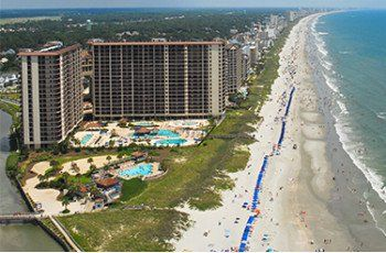 Accommodations and Rates at North Beach Plantation   North Myrtle Beach Rentals