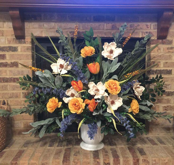 August arrangement