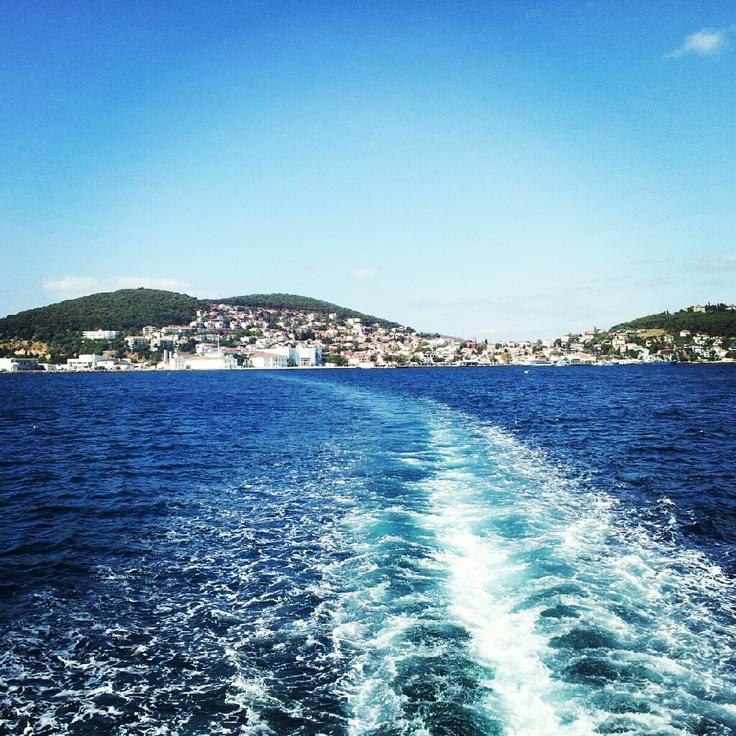 Island hopping the Prince's Islands in Turkey -@Ean Everett