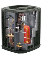 How Heat Pumps Work Houston: Learn about the importance of heat pump efficiency for your home - http://goadmiral.com/how_heat_pumps_work_houston.html  #heating #airconditioning #heatpump #hvac #houston