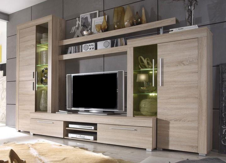 Perfekte Wohnwand 20 Einfache Ideen Zum Nachbauen Tv Unit Furniture Wall Tv Unit Design Modern Tv Wall Units