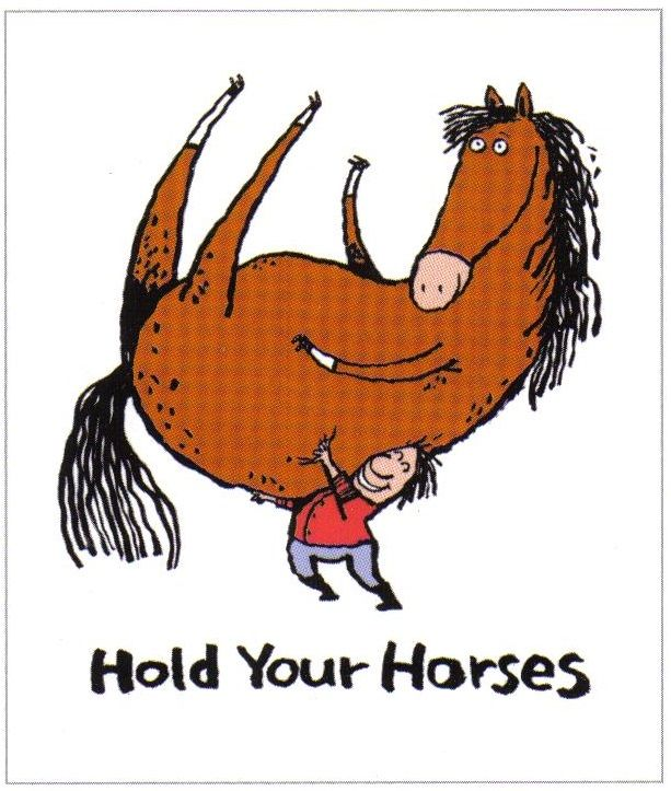 Hold Your Horses Game