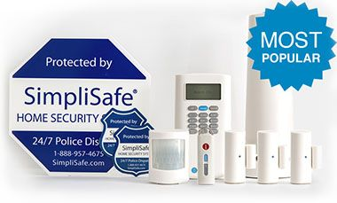 SimpliSafe Economy package