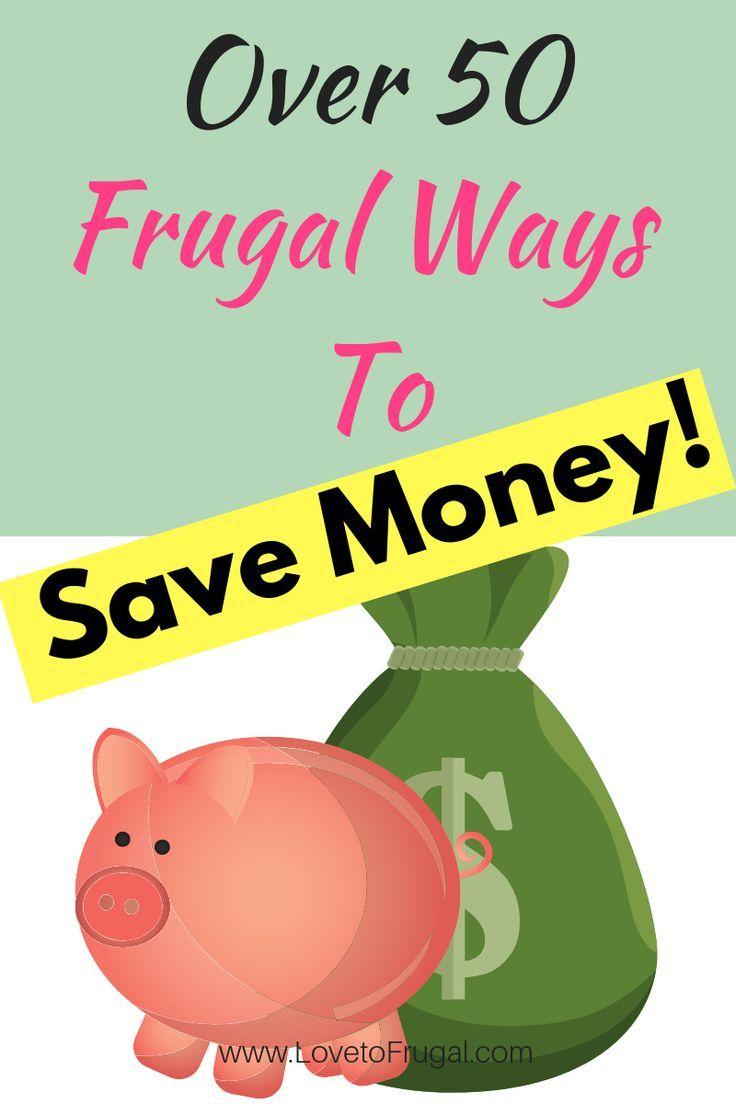 Über 50 sparsame Möglichkeiten, Geld zu sparen Suchen Sie nach sparsamen Möglichkeiten, Geld zu sparen? W …   – Frugal Living