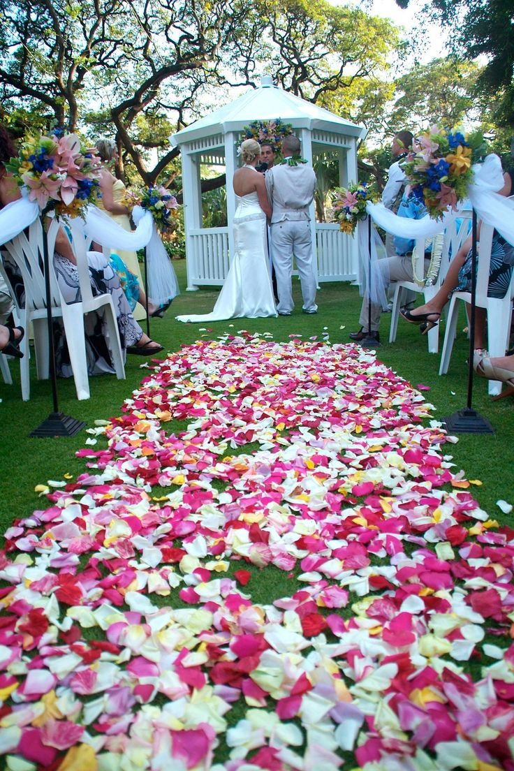 Wedding In Beautiful Hale Koa Hotel, An Armed Forces Recreation Center  Located In Hawaii #