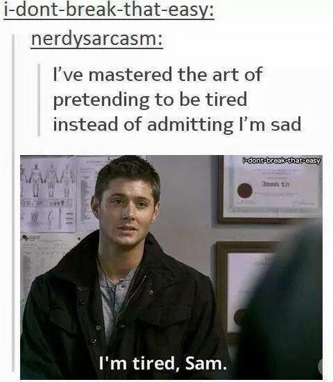 25+ best ideas about Supernatural sad on Pinterest | Dean ...  25+ best ideas ...