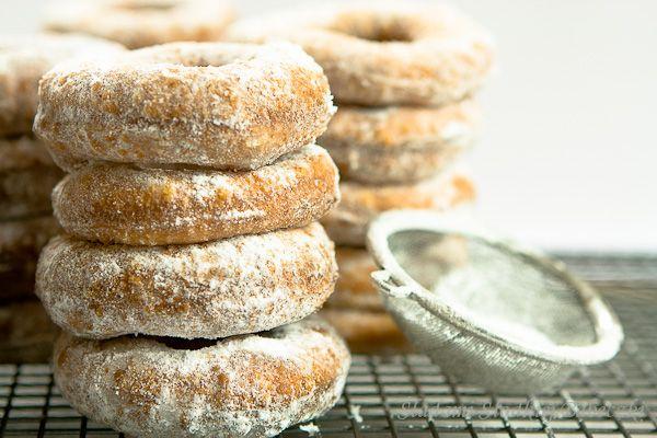 "Winter tires :-)  (traditional polish recipe - ""oponki"")"
