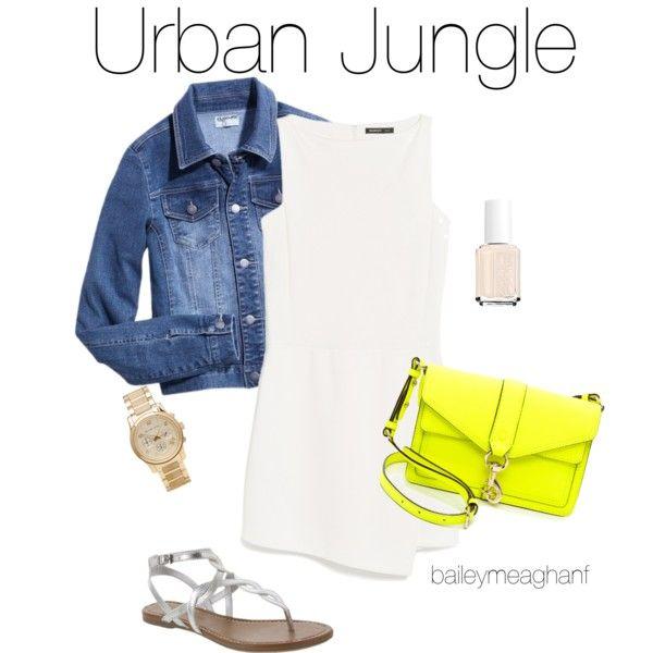 "Essie Inspired: ""Urban Jungle"""