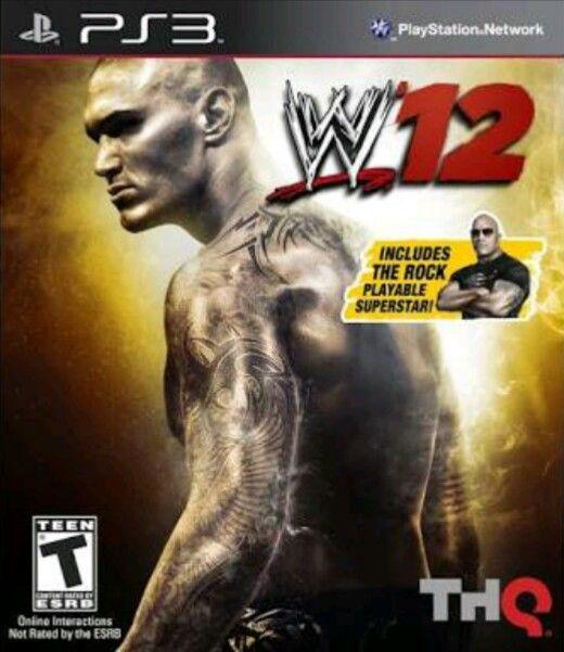 WWE 2k 12