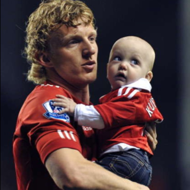 Last appearance of Dirk Kuyt at Liverpool FC..could not stand the broken heart. Good luck n thank you :) YNWA