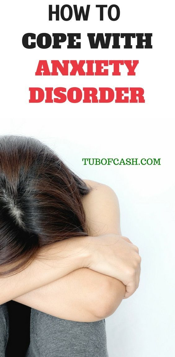 how to deal with anxiety disorder, how to cope with anxiety disorder, tackling anxiety disorder