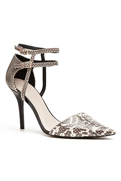 Jasmine Heels. Perfect Christmas party heels #witcherywishlist