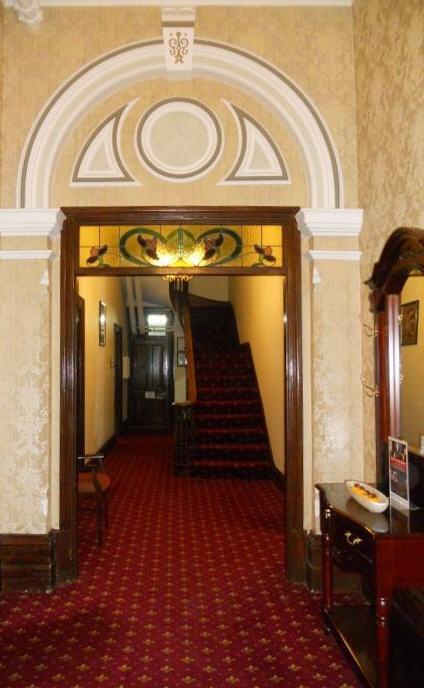 When you first walk in to historic WorldMark Resort Ballarat, Victoria!