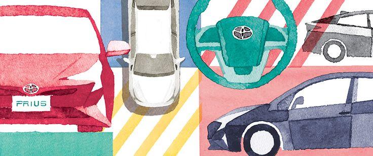 トヨタ プリウス | TRY!PRIUS | TOYOTA × 原田マハ | トヨタ自動車WEBサイト