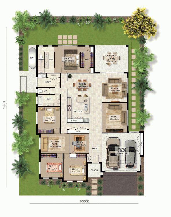 Surf292 Floor Plan