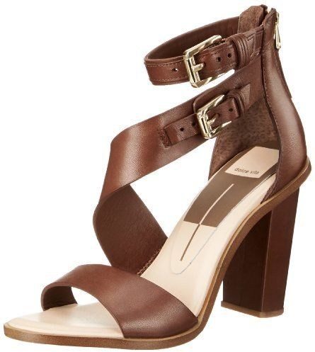 $47, Oriana Dress Sandal by Dolce Vita. Sold by Amazon.com. Click for more info: http://lookastic.com/women/shop_items/132784/redirect