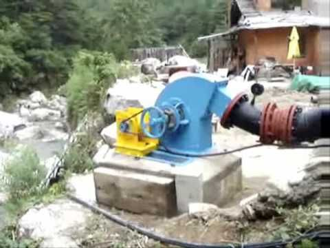There is non-grid area in the south korea. and we are supposed to make home's non-grid micro-hydro electric system.     Now, we are limiting the water because of generator capacity...    So, first all, we must be make the turbine, and we plan to drow to banki drawing, and cutting, welding,,,  at last,  making the banki turbine....and then,  we b...