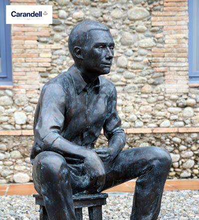 Alpargatero #escultura #CarandellArt #alpargatero