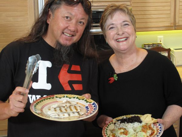 Wing Lam, co-founder of Wahoo's Fish Tacos, started the first Wahoo's in 1988 along with his two brothers. There are now 65 eateries in seven states, with dishes that incorporate influences from Mexican, Brazilian and Asian cuisines.
