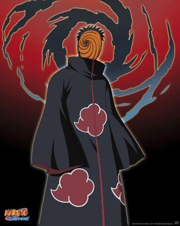 Naruto Shippuden poster Madara