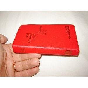 Tagalog New Testament TPV 252 / Pocket size Tagalog Popular Version Ang BAGONG TIPAN ng Magandang Balita Biblia / Philippine  $17.99
