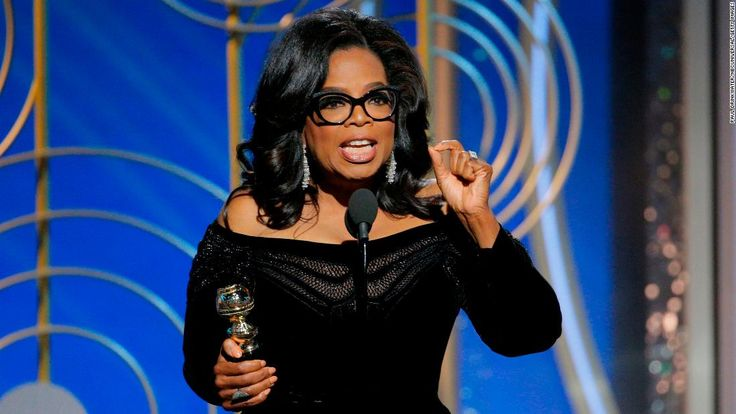Oprah says she doesn't 'have the DNA' for a presidential run