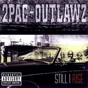 This is the 2Pac & Outlawz album called Still I Rise, which is a great album. #2Pac #Outlawz