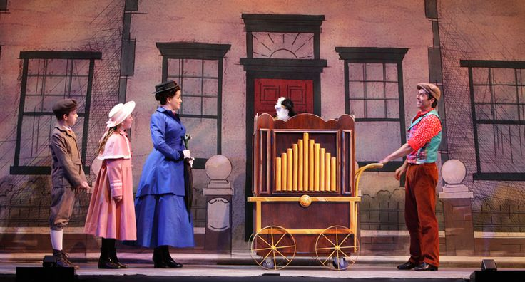 Mary Poppins (Disney's and Cameron Mackintosh's) | Music Theatre ...