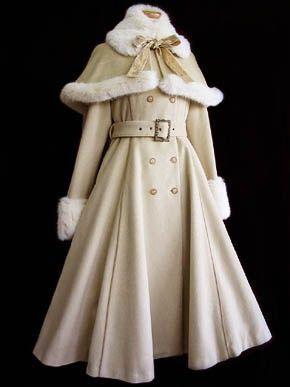 Kollektion hiver 2019: Robe d hiver avec des veste d'hiver