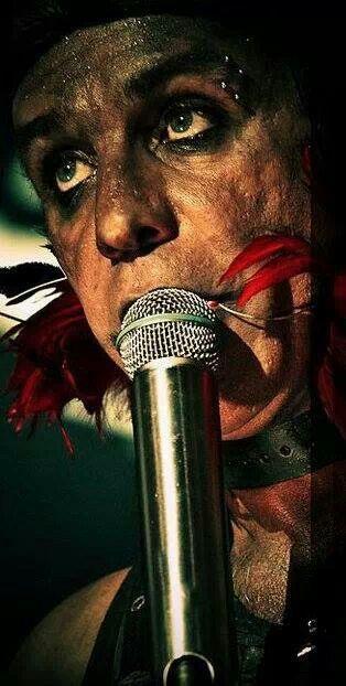 Till Lindemann ♥ ♡ ♥ RAMMSTEIN lead singer. #singers #metal #rammstein http://www.pinterest.com/TheHitman14/musician-singerfrontmen-%2B/