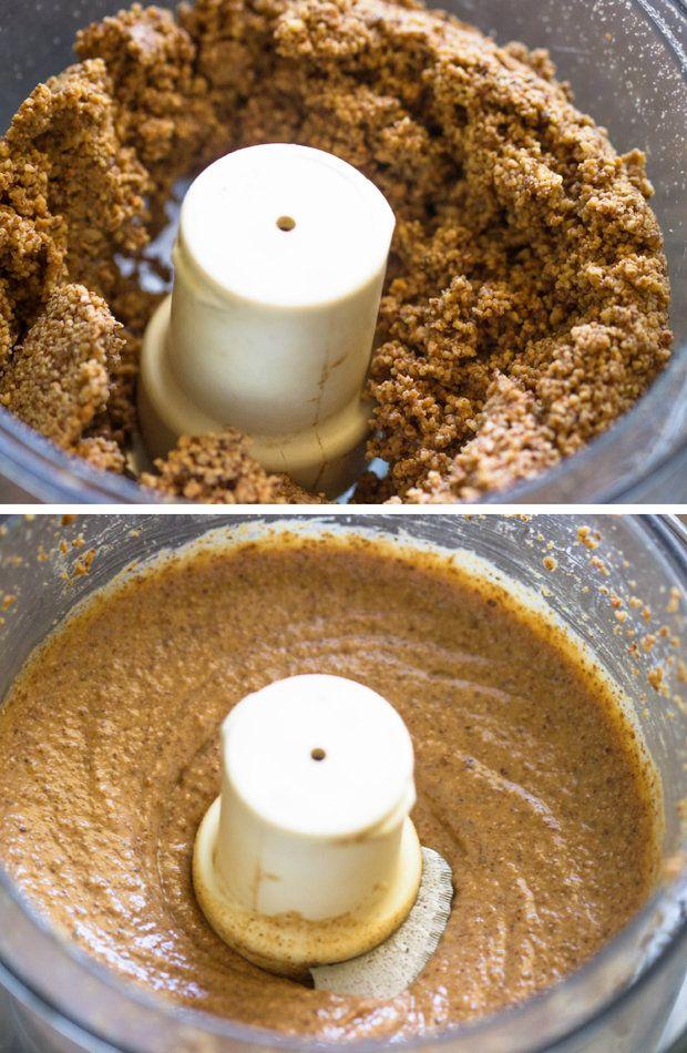 Mandlové máslo 2, Foto: All