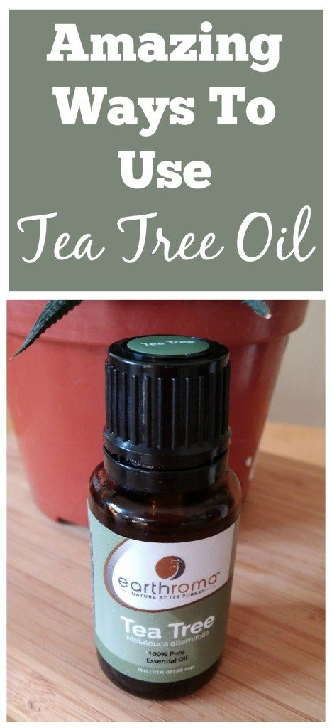 Check out these AMAZING ways to use Tea Tree Oil.  Tea Tree Oil has so many uses due to its natural antifungal, antibacterial, and anti-inflammatory properties.  It is truly an amazing multi-tasking essential oil that anyone could benefit from in some way.  Have you tried tea tree oil??? | Health, Wellness, Holistic, Essential Oils