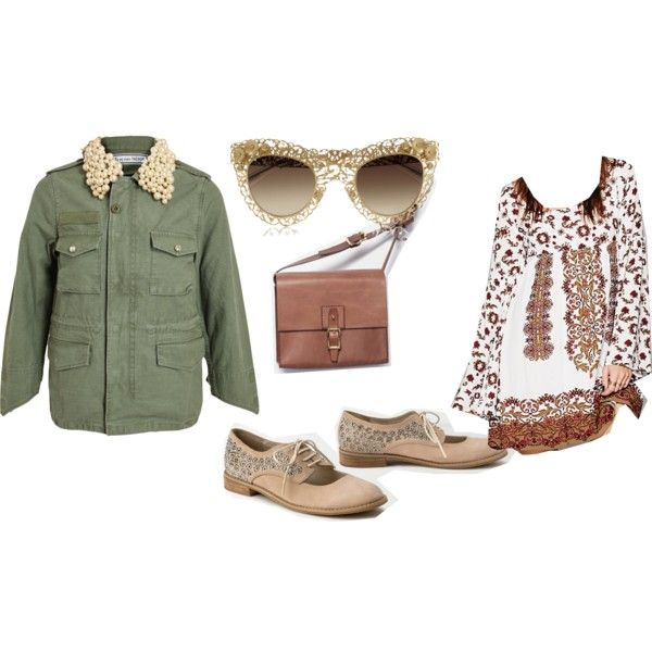 """""""Antrhopologie accessories"""" by stylismatic on Polyvore  #anthroFave"""