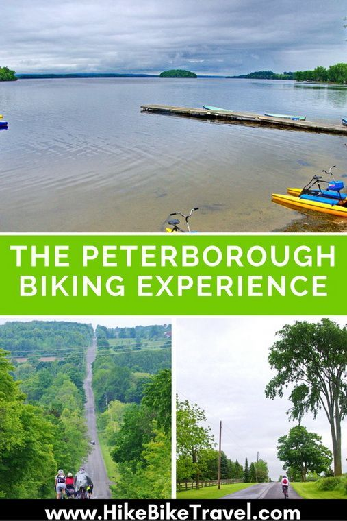 The Peterborough Ontario Biking Experience Cycling Trips Bike