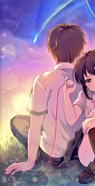 Click If You Love Anime Anime Couple Cute Animecouple Animelove Animelover Loveanime Anime Anime Funny Anime Wallpaper Anime