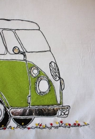 LOVE: Buses, Volkswagen Vans, Drawings, Inspiration, Artists Credit, Future Car, Awesome Bus, Bus Colors, Old Photos